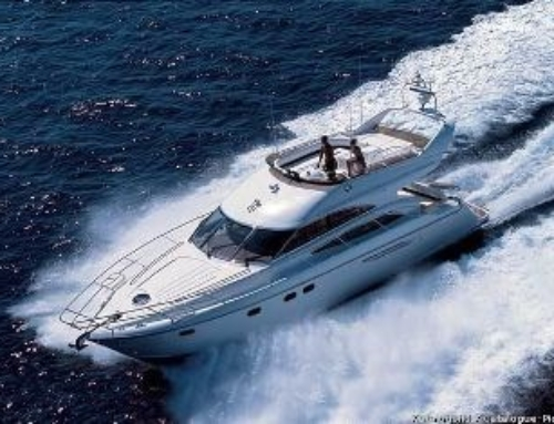 Princess Yachts – V 50