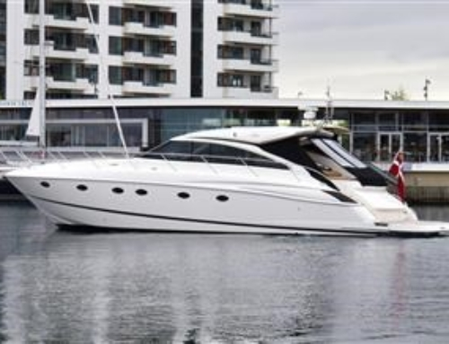 Princess Yachts – V56