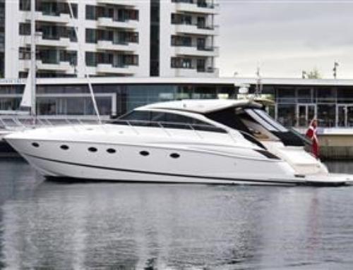 Princess Yachts – V 56