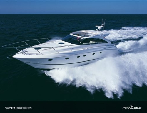 Princess Yachts – V 53